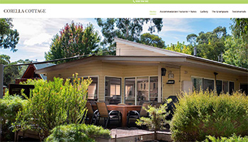 Link to Corella Cottage website