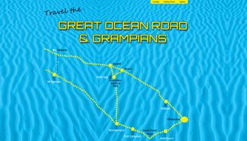 Great Ocean Road Grampians