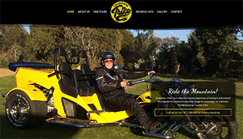 Link to Grampians Trike Tours website