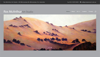 Ros McArthur Art Studio