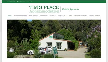 Tims Place Accommodation