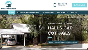 Halls Gap Cottages